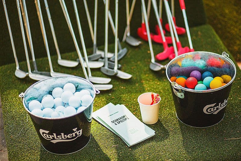 Golfbaren Aspudden