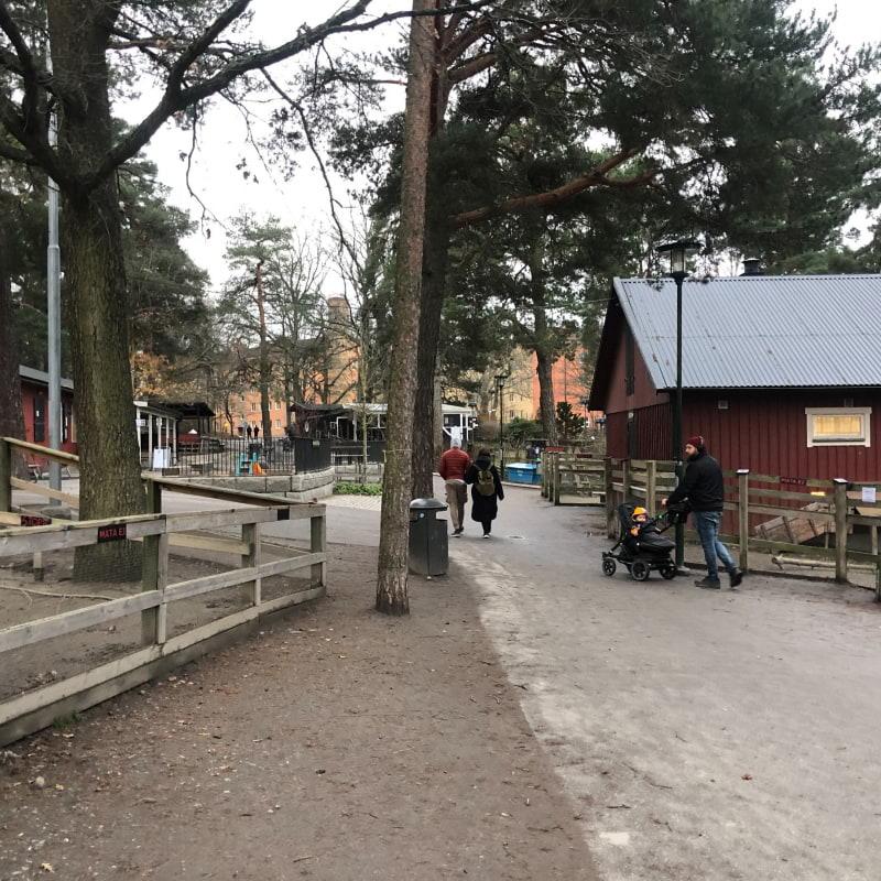 Bild från Aspuddsparken av Ida B.