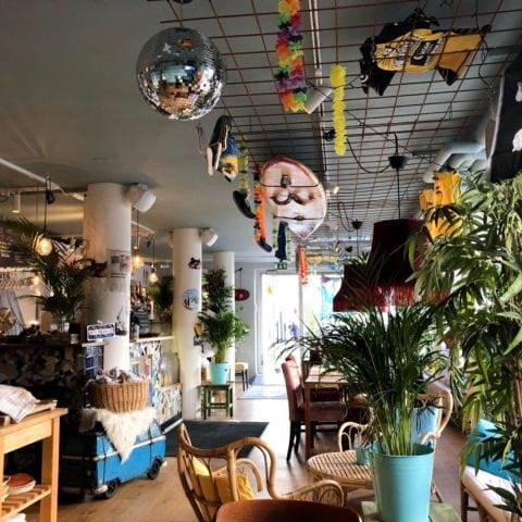 Bild från August - no stress - Surf Café av Ida B.