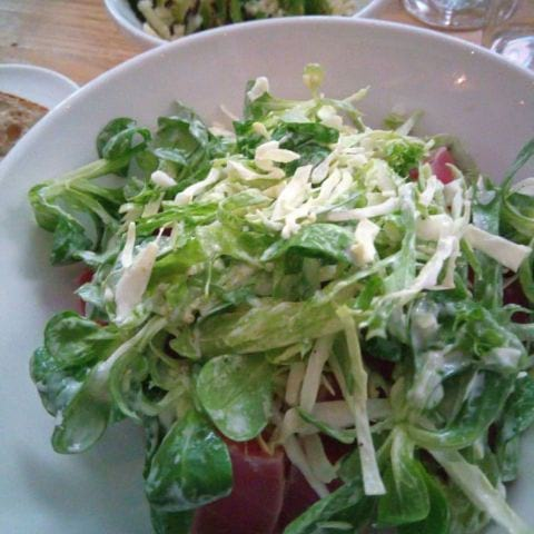 Tonfisksallad – Photo from B.A.R. by Katarina D.
