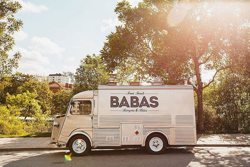 Babas Burgers & Bites