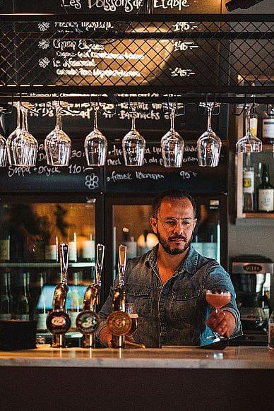 Bar Étable