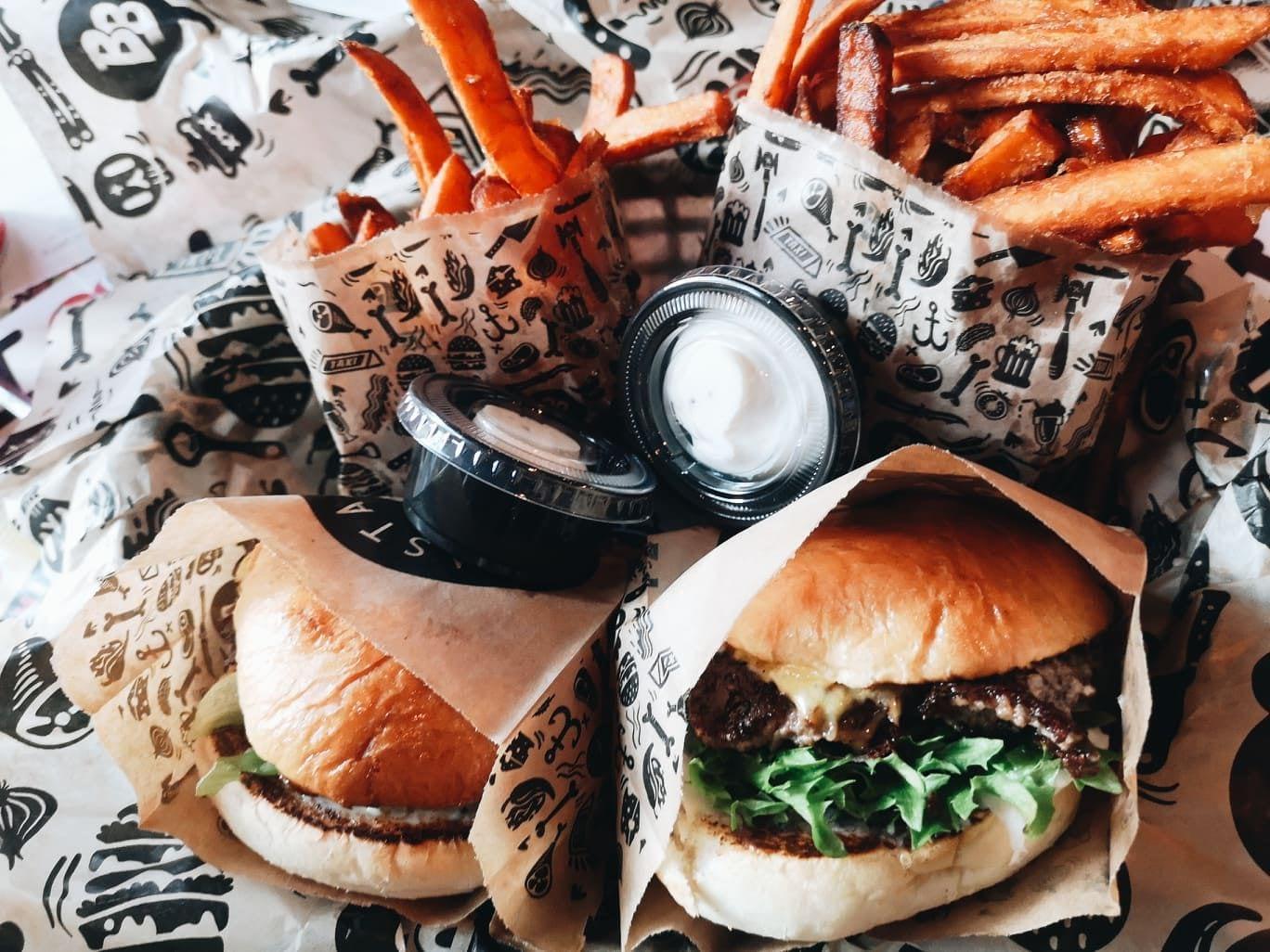Bild från Bastard Burgers Södermalm av Hanna H.