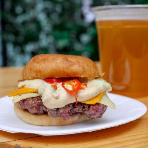 Bild från Barrels Burgers & Beer City av Daniel P.