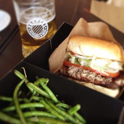 Bild från Barrels Burgers & Beer Gamla stan av Katarina D.