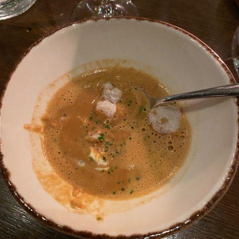 Hummersoppa – Bild från Barrique Restaurant & Wine Bar av Ingela P.