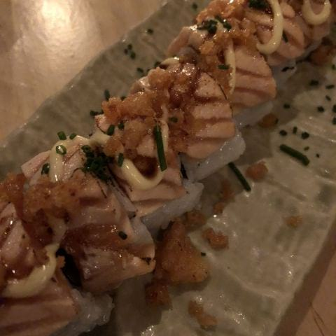Lax maki – Photo from Barbro by Sophie E.