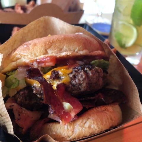 Bild från Barrels Burgers & Beer City av Ida B.