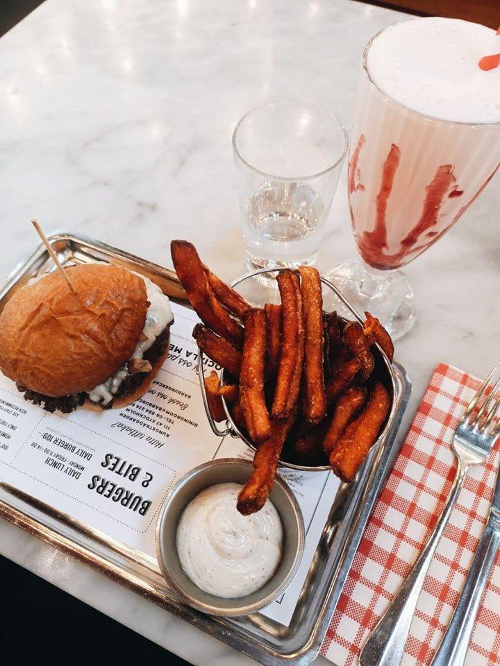 Bild från Bar Burger Café Kungsträdgården av Hanna H.