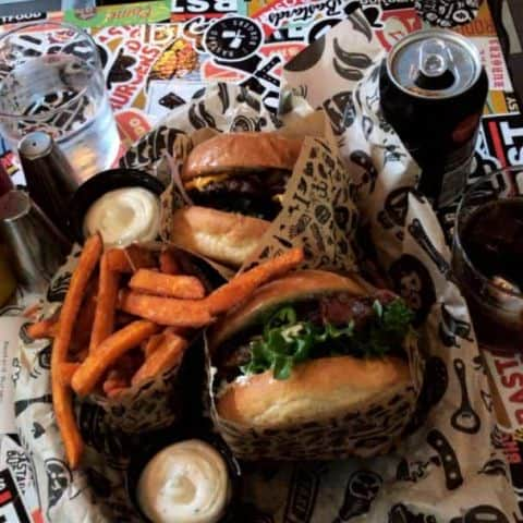 Photo from Bastard Burgers Vasastan by David F.