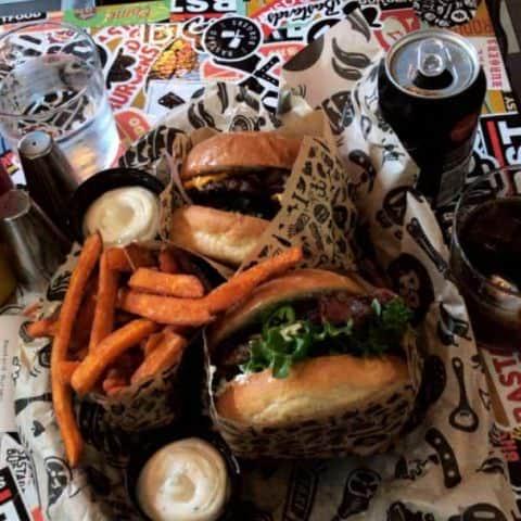 Bild från Bastard Burgers Vasastan av David F.