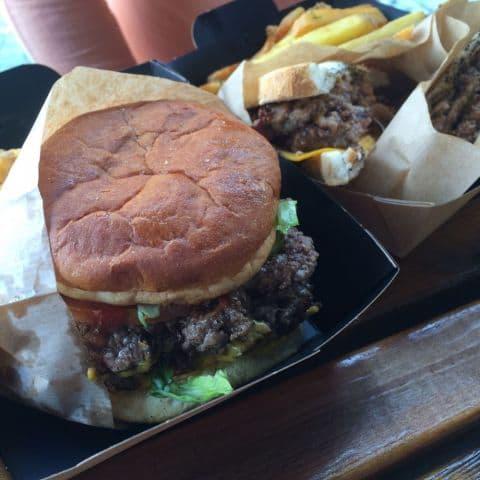 Bild från Barrels Burgers & Beer Gamla stan av Fredric E.