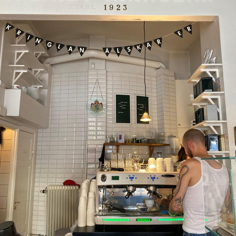 Bild från Bageriet Kringlan Östermalm av Madiha S.
