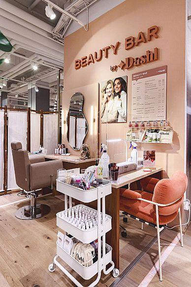 Beauty Bar by Dashl MQ Marqet Hansa