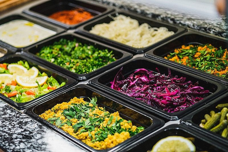 Bellas vegetariska matcafé
