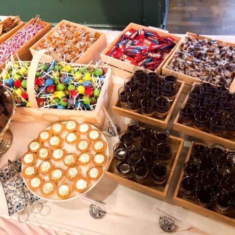 Dessertbordet - Brunch – Photo from Berns by Ida B.