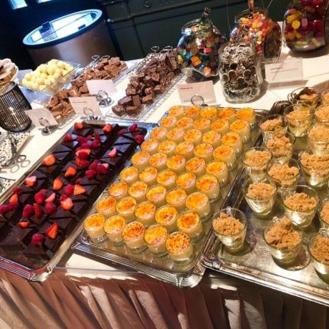 Dessertbordet - Brunch – Bild från Berns av Ida B.