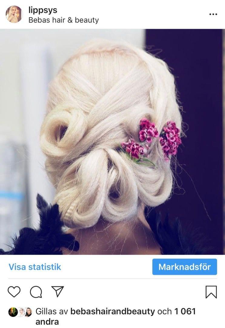 Bild från Bebas Hair & Beauty av Filippa E.