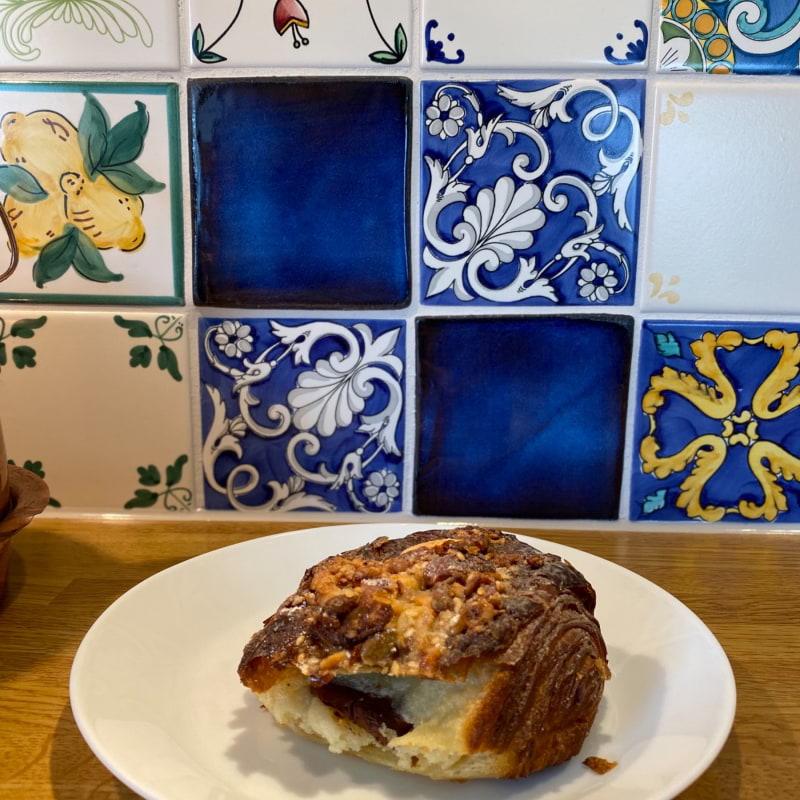 Mandel croissant – Bild från Bergstrands Bageri av Madiha S.