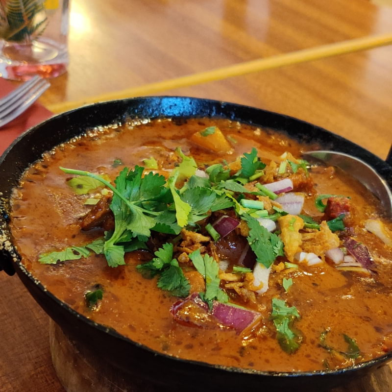 Lam Karahi – Photo from Best of India by Shahzad A.