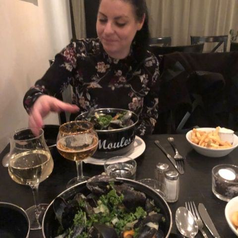 Photo from Belgobaren Moules & Beer by Cissi L.