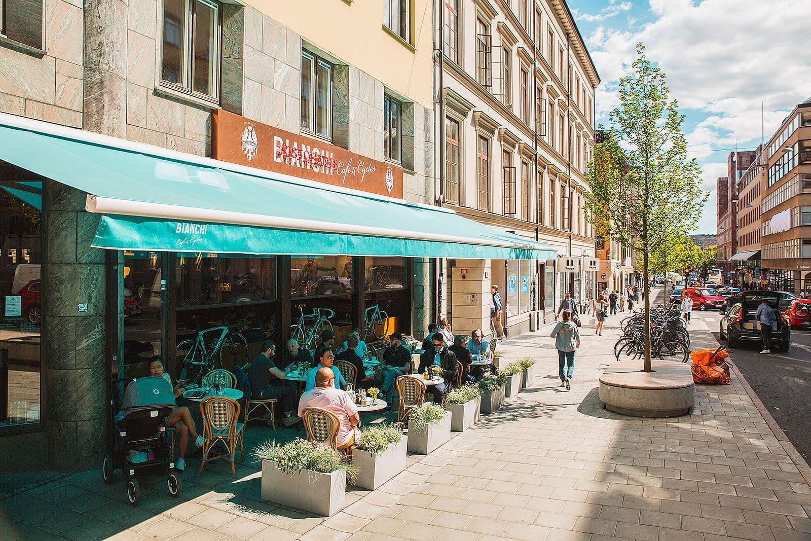köpa cafe stockholm