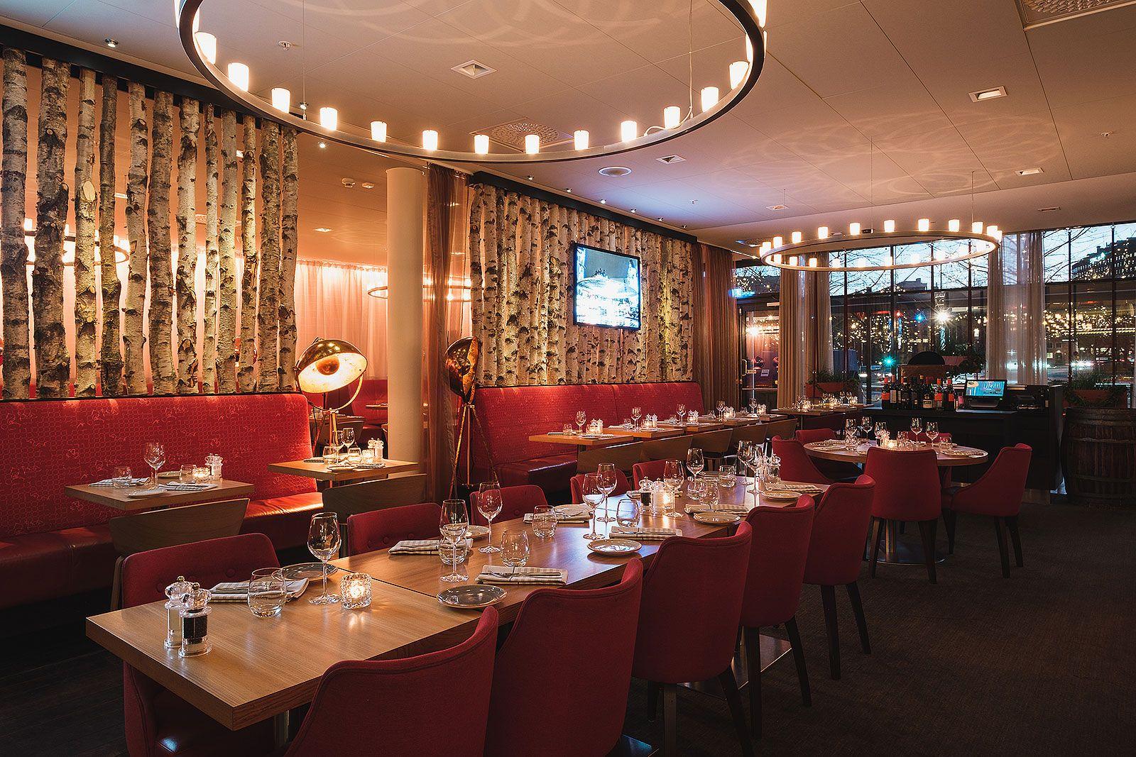 Björk Bar & Grill i Stockholm, menyer
