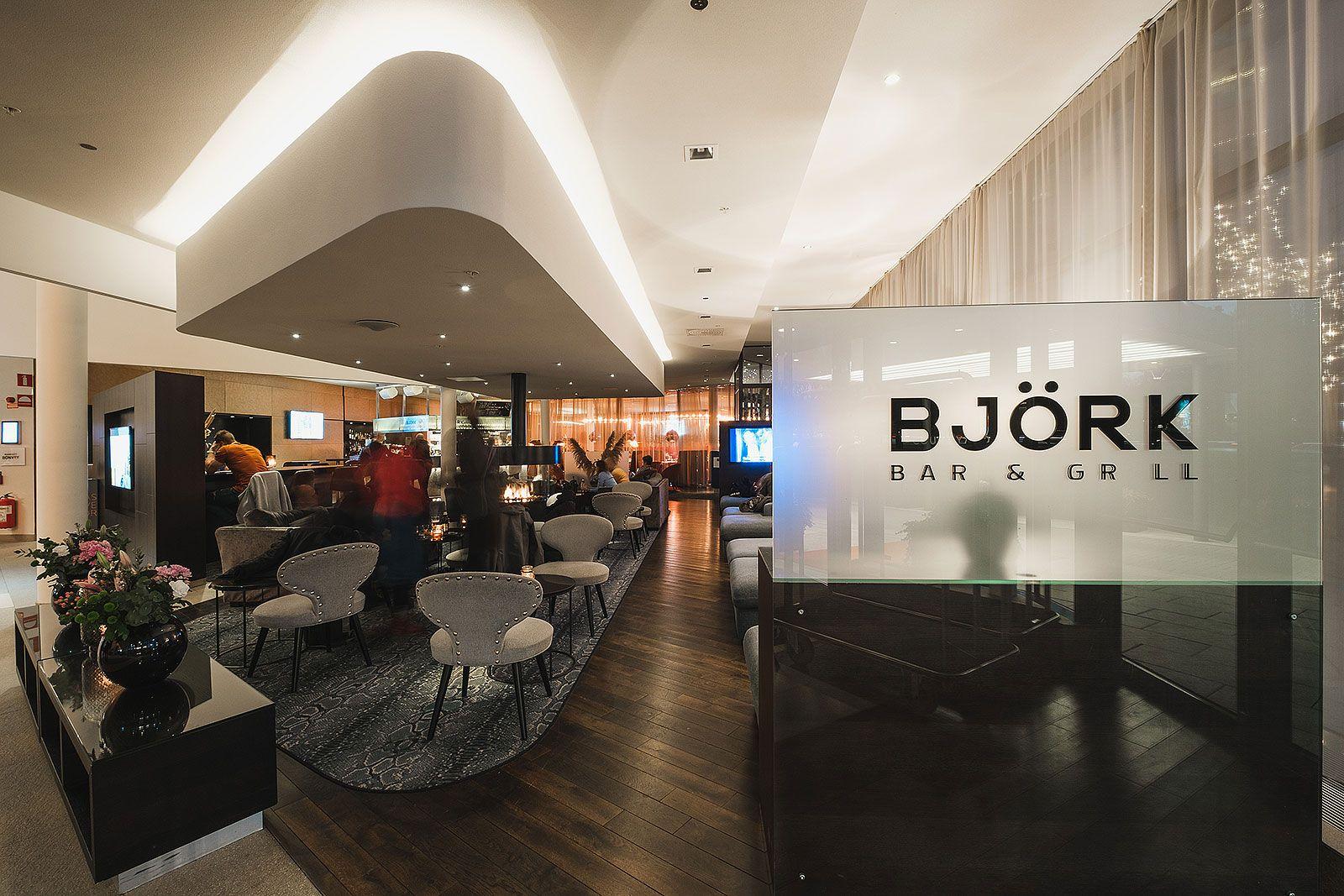 Björk Bar & Grill – Restaurang, Bar – Kungsholmen, Stockholm