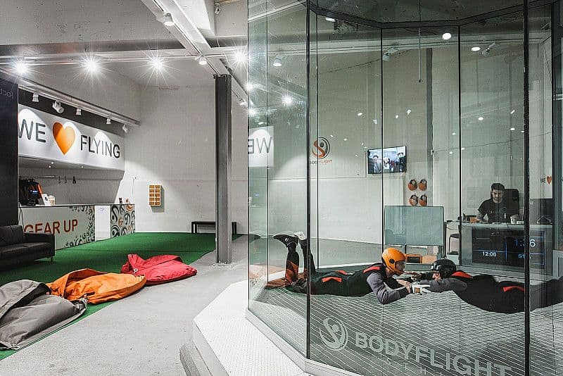Bodyflight Stockholm