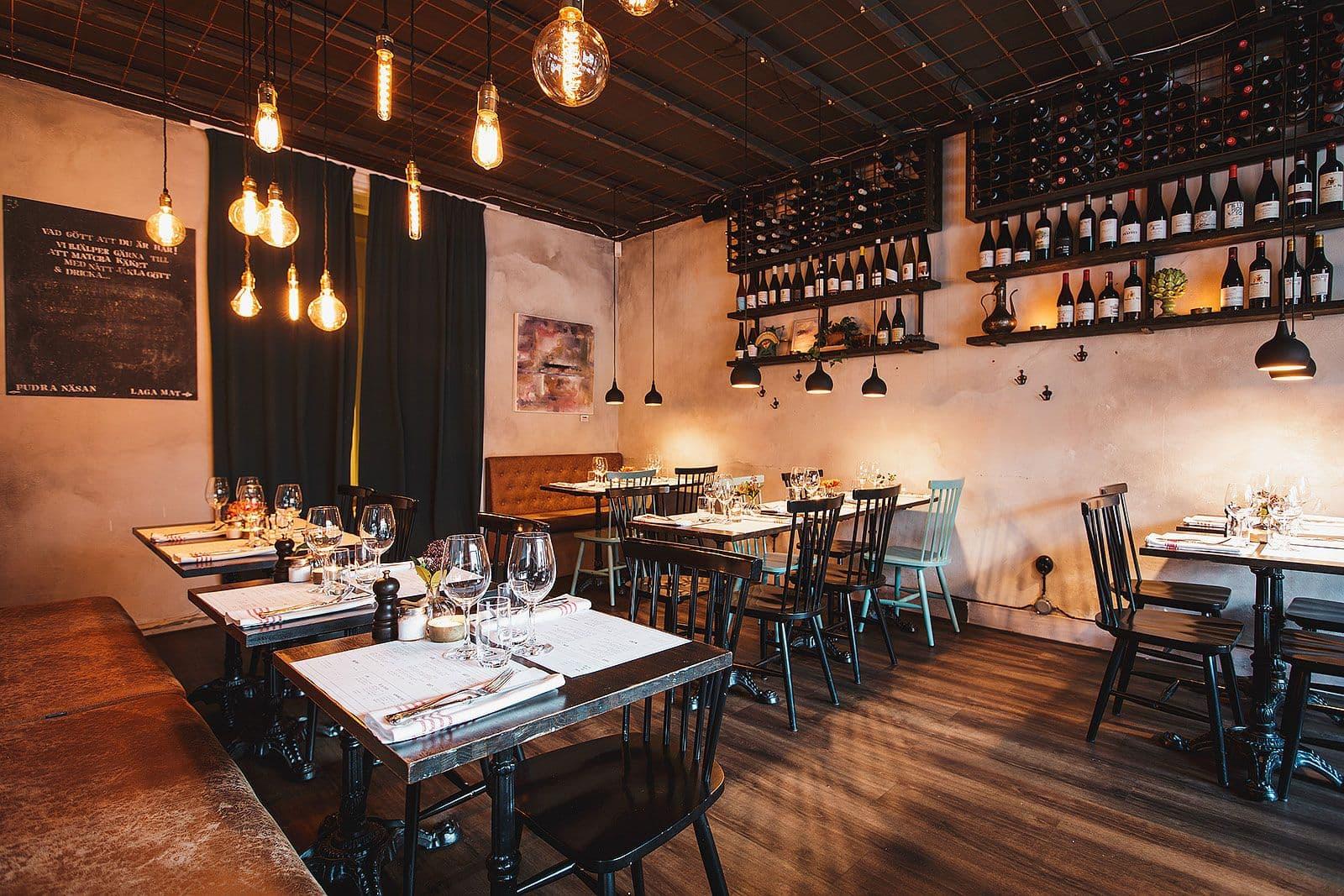 Hem Persisk restaurang Sophie Restaurang & Bar