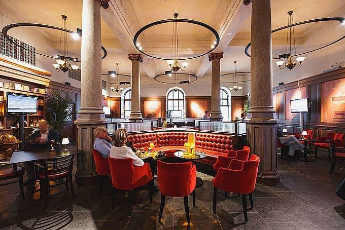 Restauranger drottninggatan stockholm
