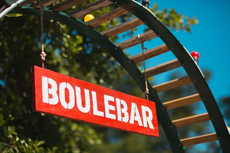 Boulebar Tanto