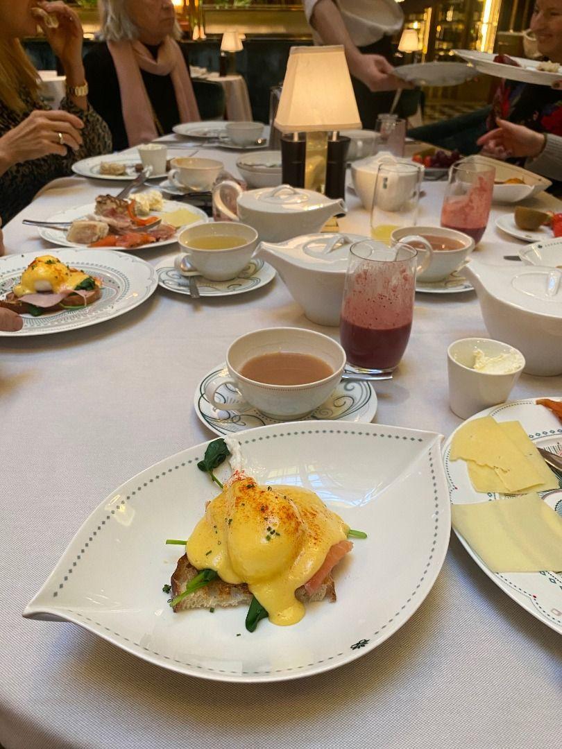 Frukost – Bild från Bonnie's av Adam L.
