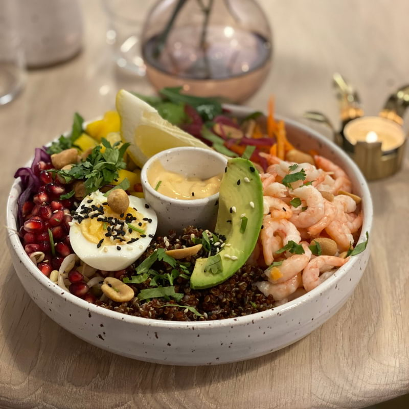 Power sallad – Bild från BodyBuddy City av Adam L.