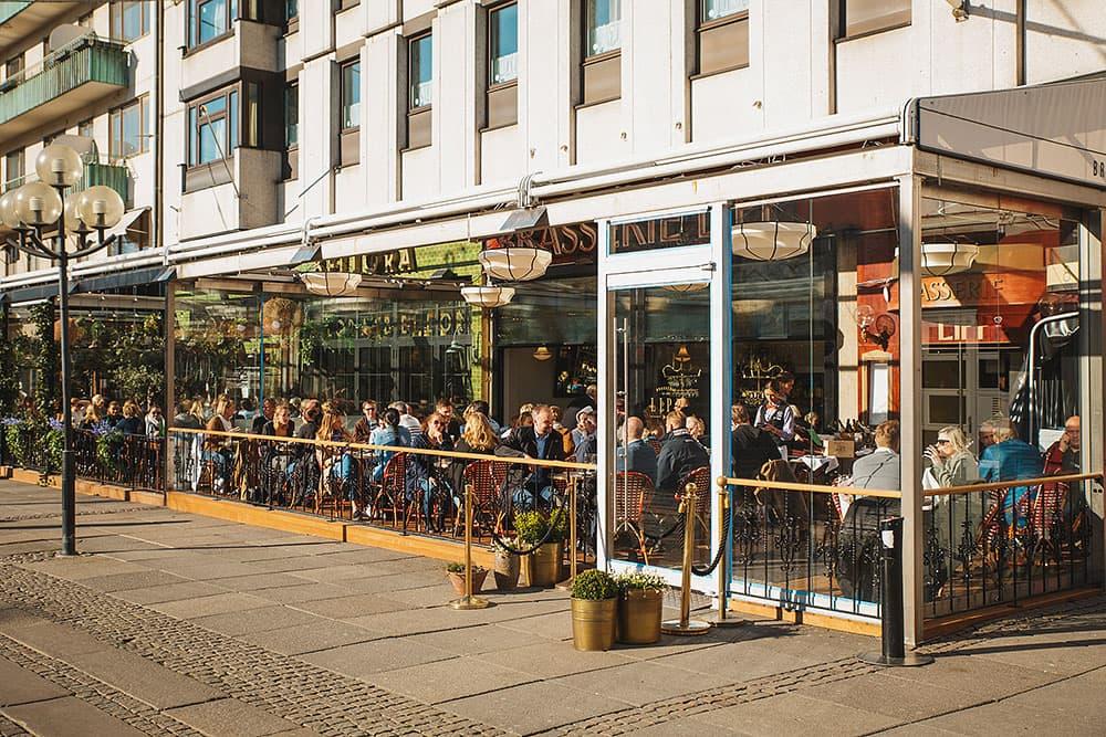 restaurang göteborg avenyn