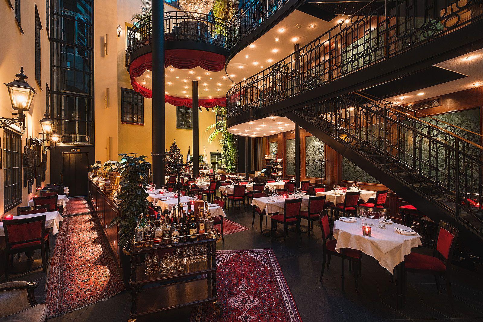 Romantiska restauranger i Stockholm Thatsup