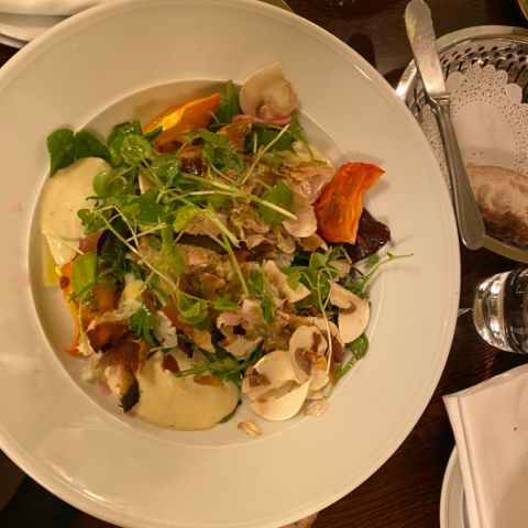 Min sallad – Photo from Brasserie Balzac by Annelie V.