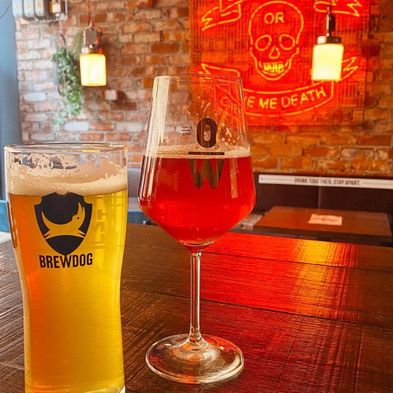 Öl – Bild från BrewDog Bar Kungsholmen av Isabelle W.