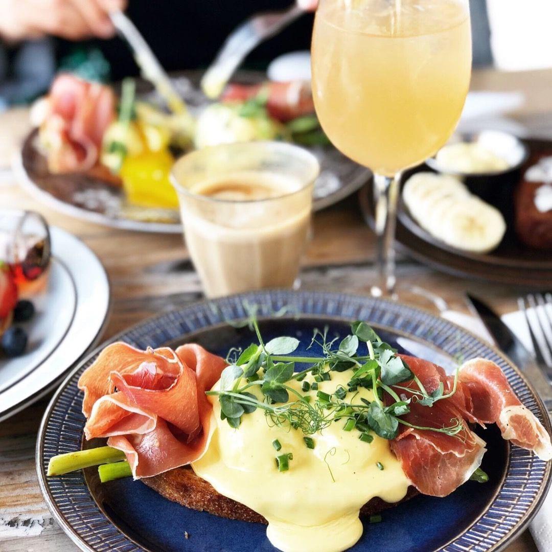Bild från Breakfast Society av Malin C.