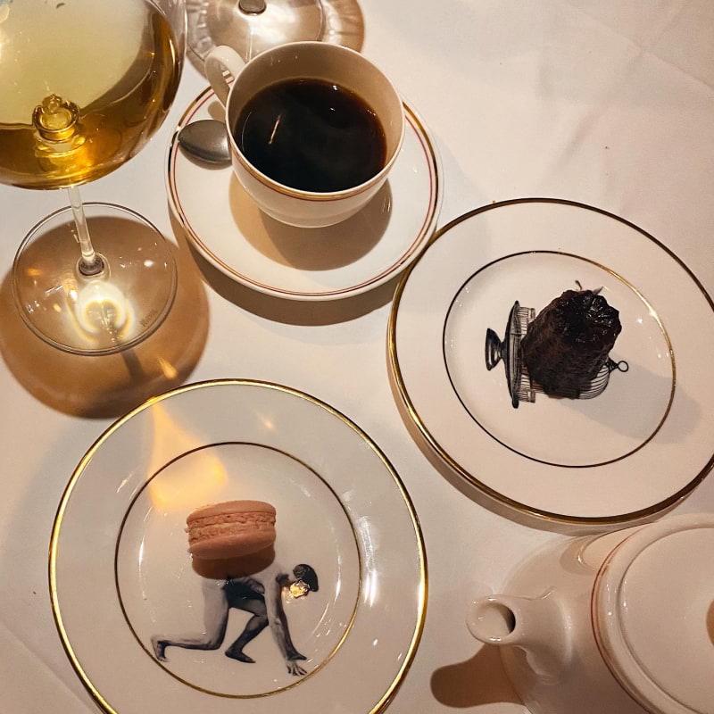 Efterrätter – Bild från Brasserie Astoria av Isabelle W.