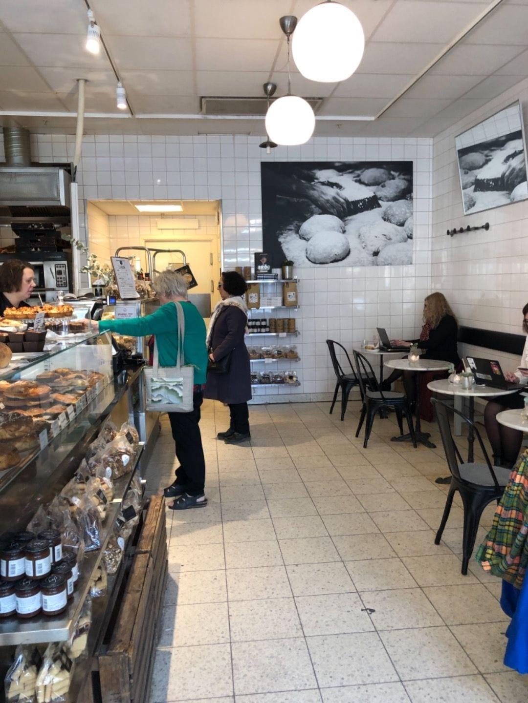 Bild från Brunkebergs Bageri av Ida B.