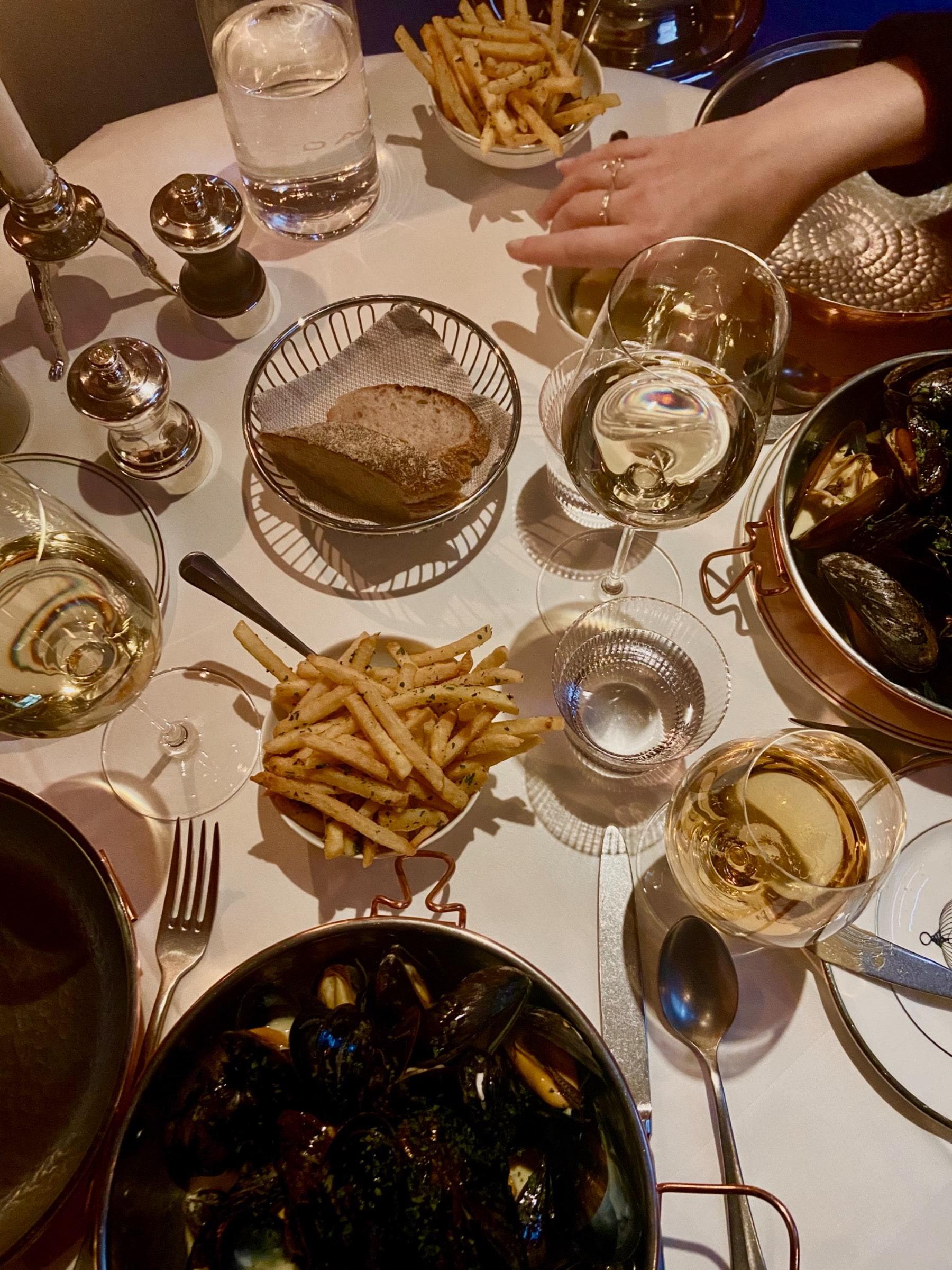 Bild från Brasserie Astoria av Fredrik J.