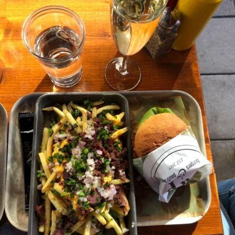 Bild från Burgers & Pastrami BAP av Erica E.