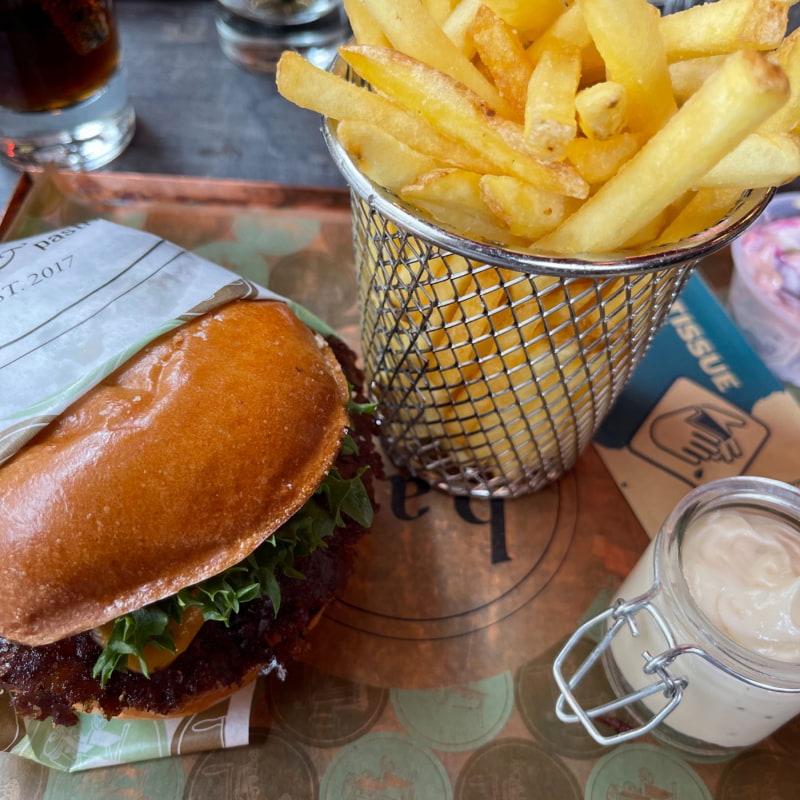 Bild från Burgers & Pastrami BAP av Marcus C.