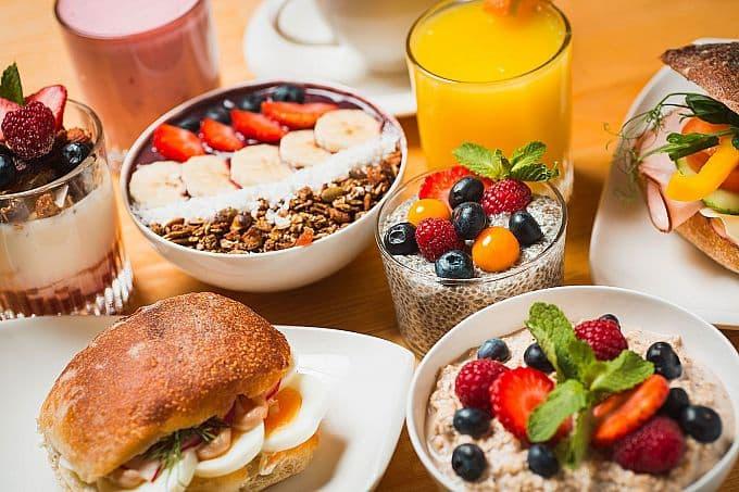 Frukost · Café Foam