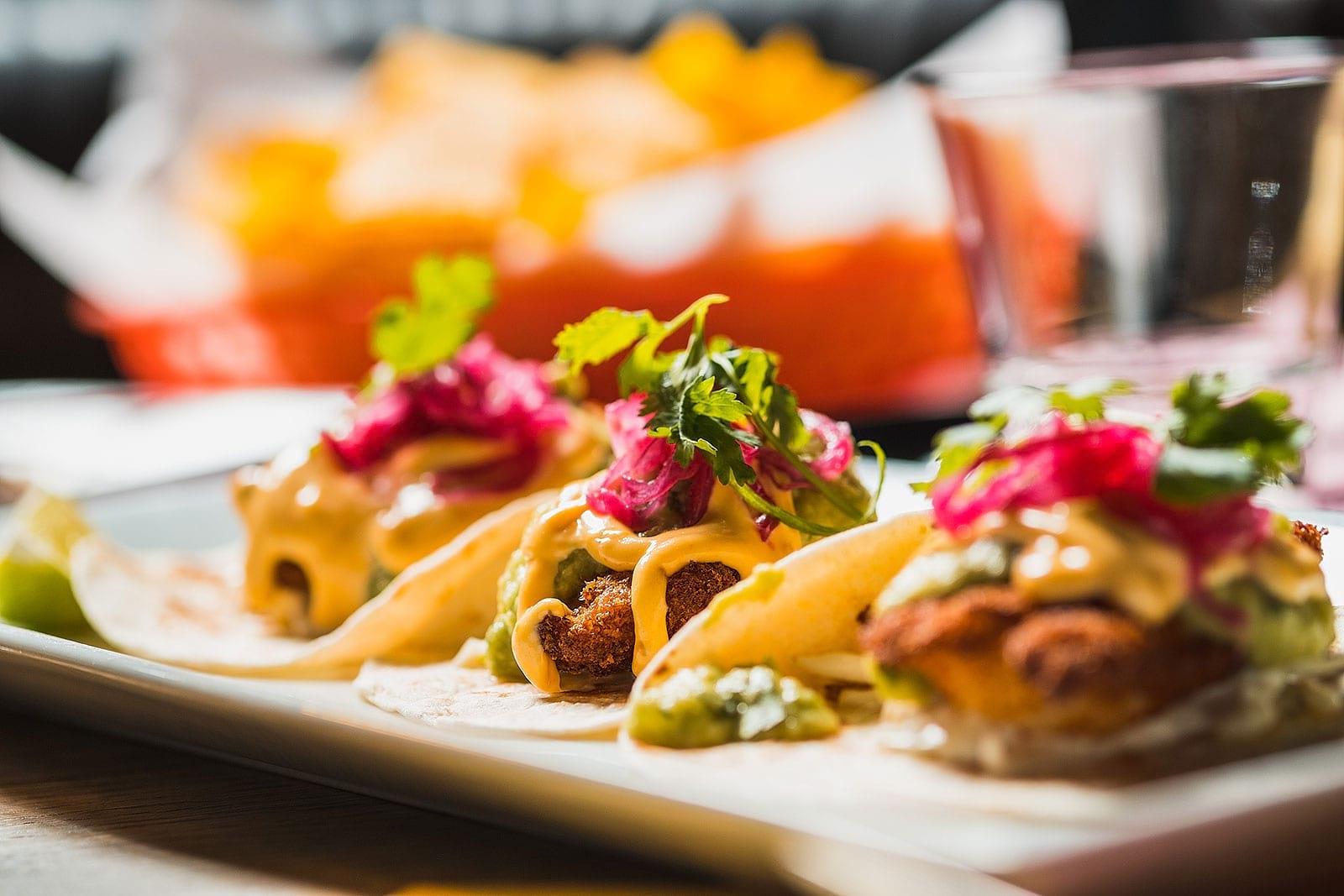 Calexico Restaurant Menu