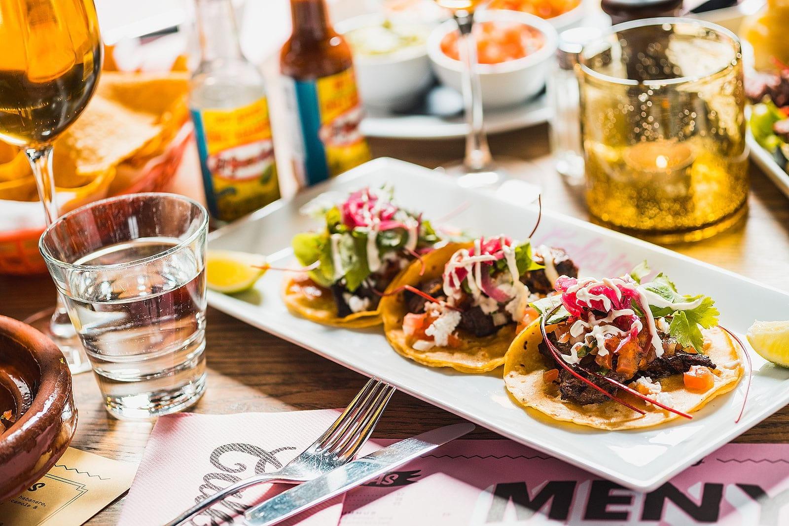 Latinamerikansk restaurang stockholm