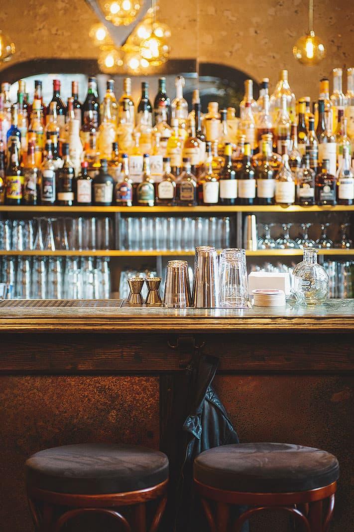 Charlotte krok upp barer