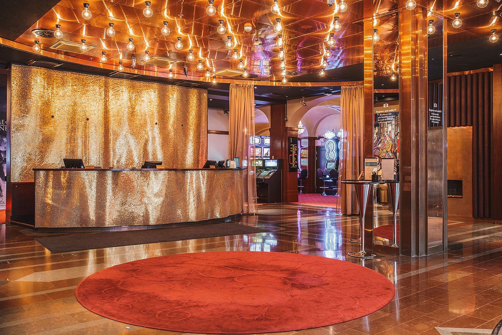 Stockholm casino