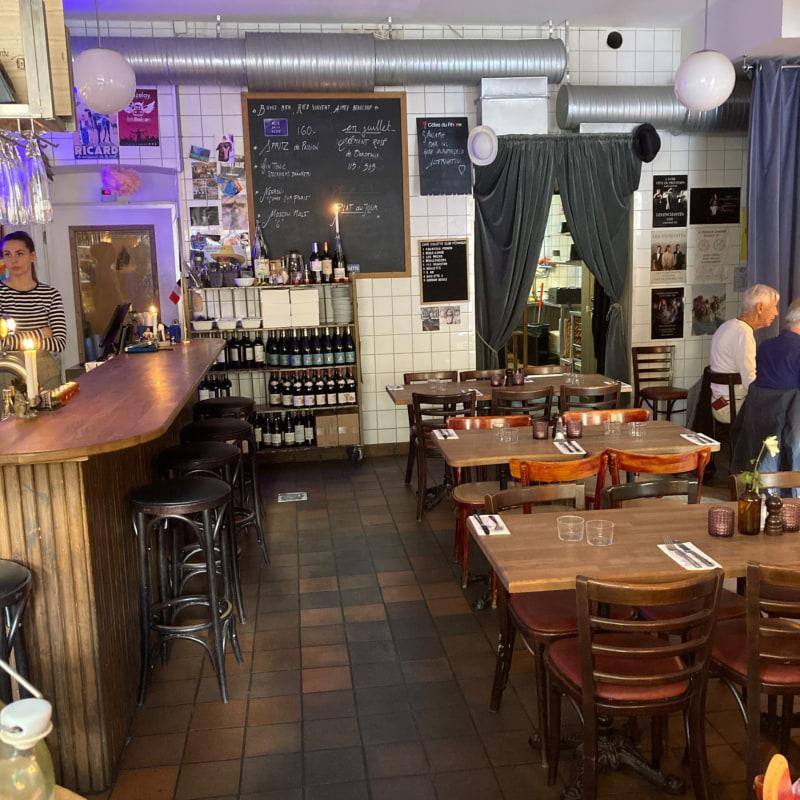 Bild från Café Colette av Hanna T.